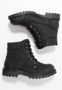 TOM TAILOR - Veterboots - black - 3