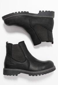 TOM TAILOR - Korte laarzen - black - 3