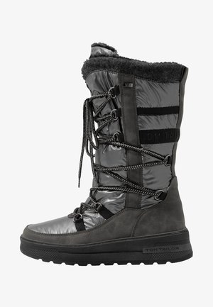 Winter boots - coal
