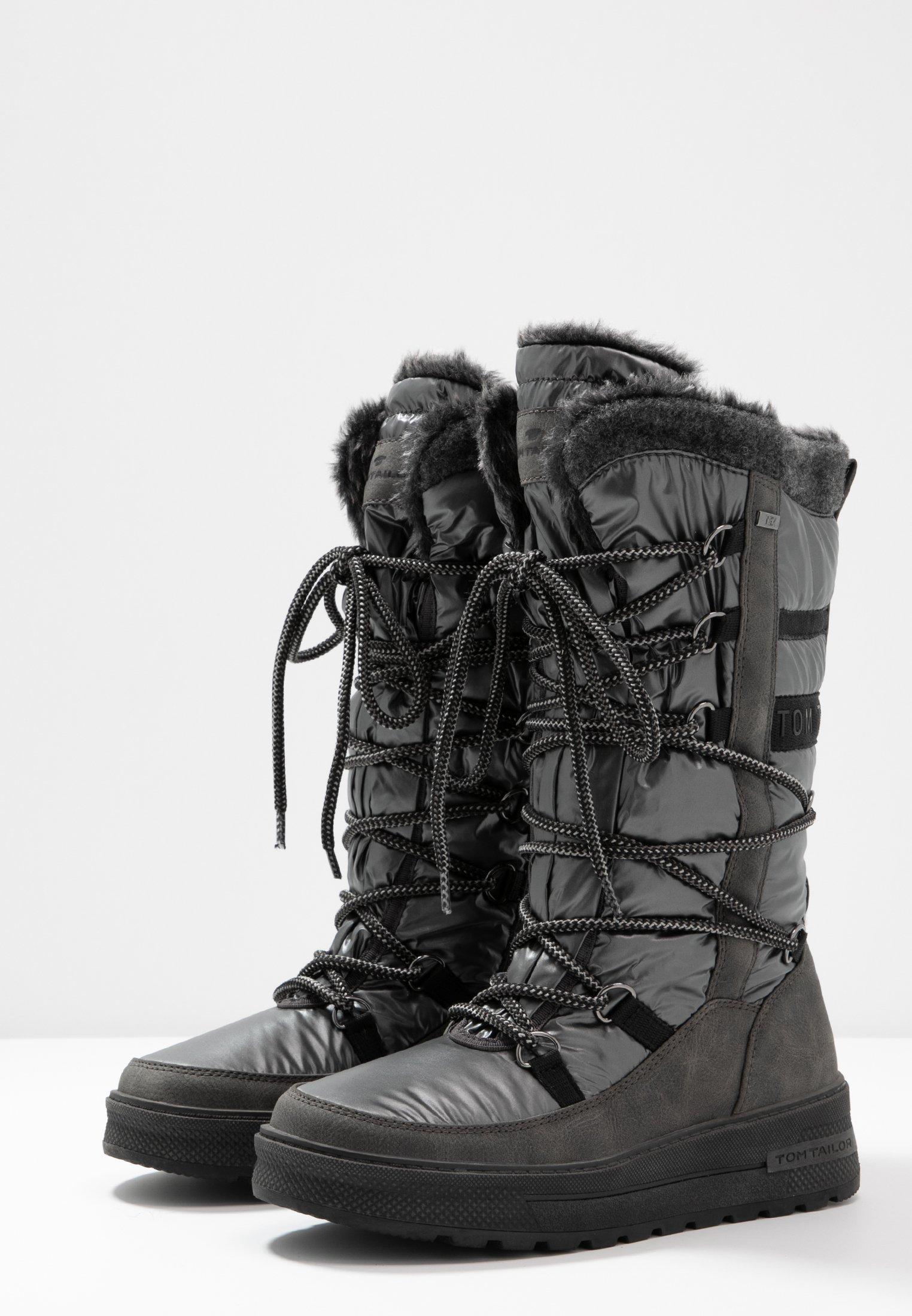 Tom Tailor Snowboot/winterstiefel - Coal Black Friday