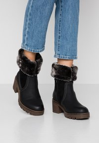 TOM TAILOR - Boots - black - 0
