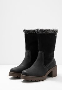 TOM TAILOR - Boots - black - 4