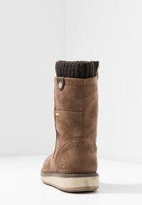 TOM TAILOR - Boots - hazel - 5