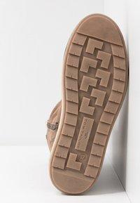 TOM TAILOR - Boots - hazel - 6