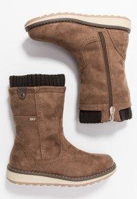 TOM TAILOR - Boots - hazel - 3