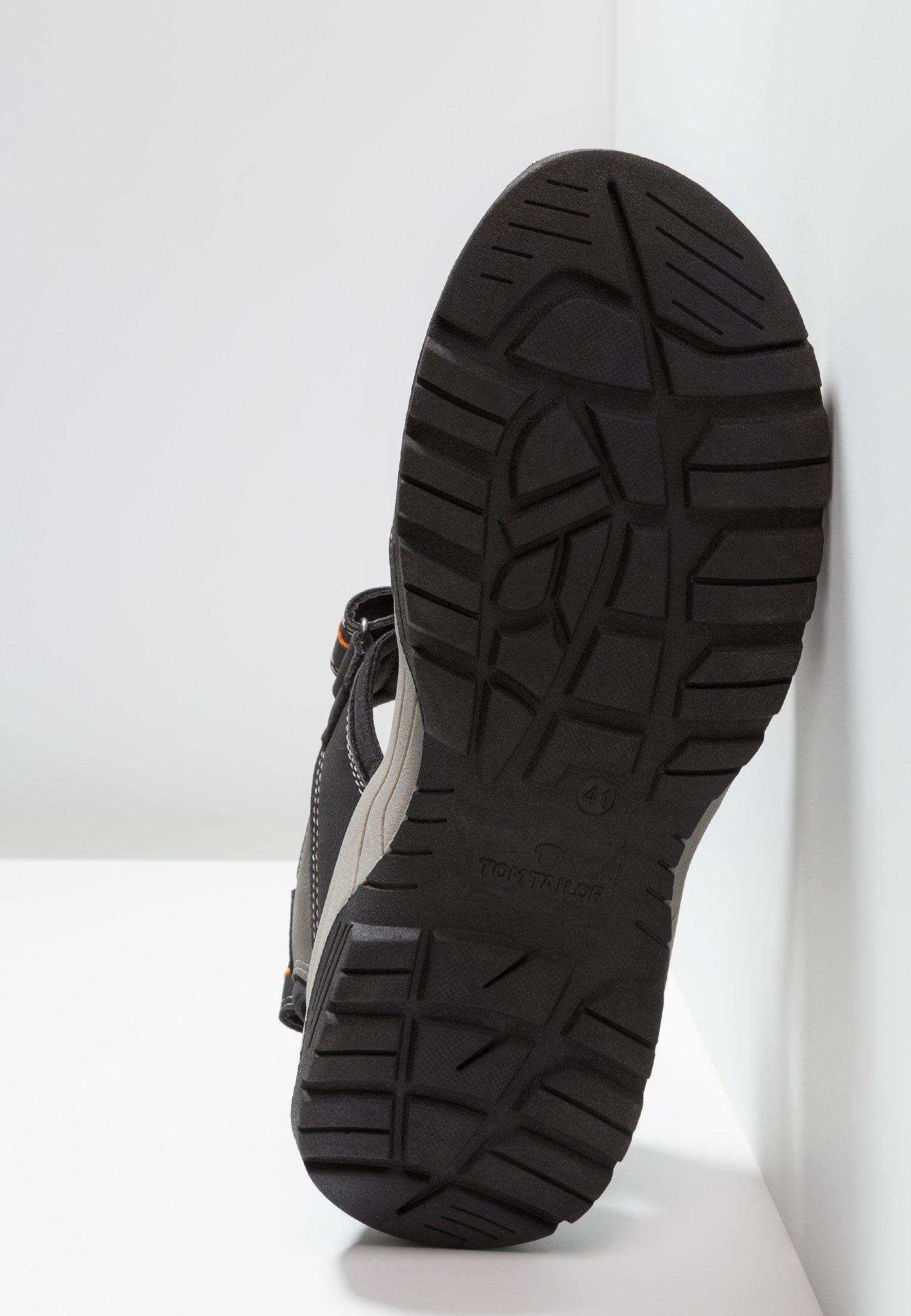 TOM TAILOR CASUAL - Sandales de randonnée black