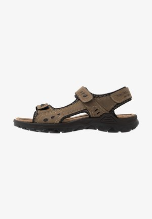 Walking sandals - mud