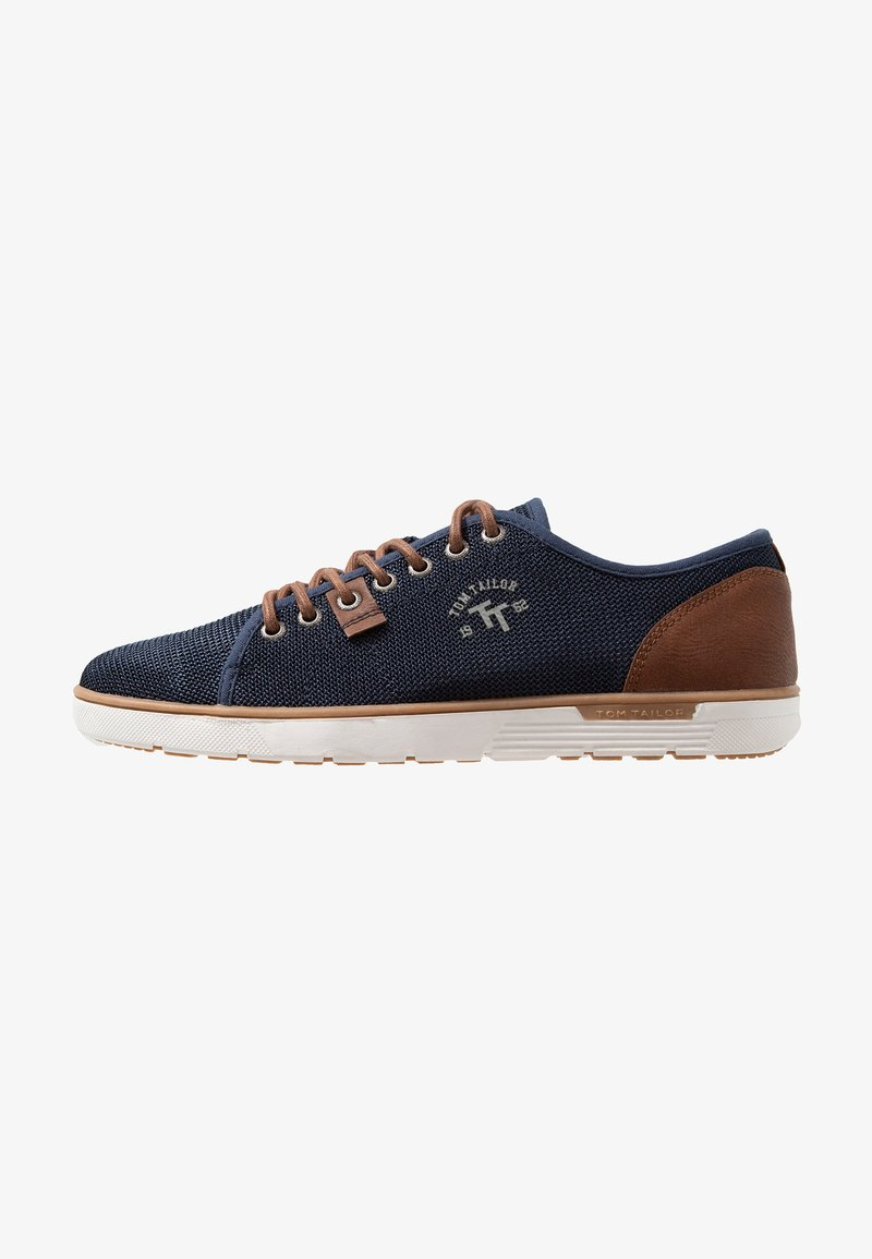 TOM TAILOR - CASUAL - Sneaker low - navy