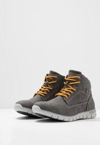 TOM TAILOR - Sneakers hoog - grey - 2