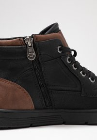 TOM TAILOR - Sneakers hoog - black - 5