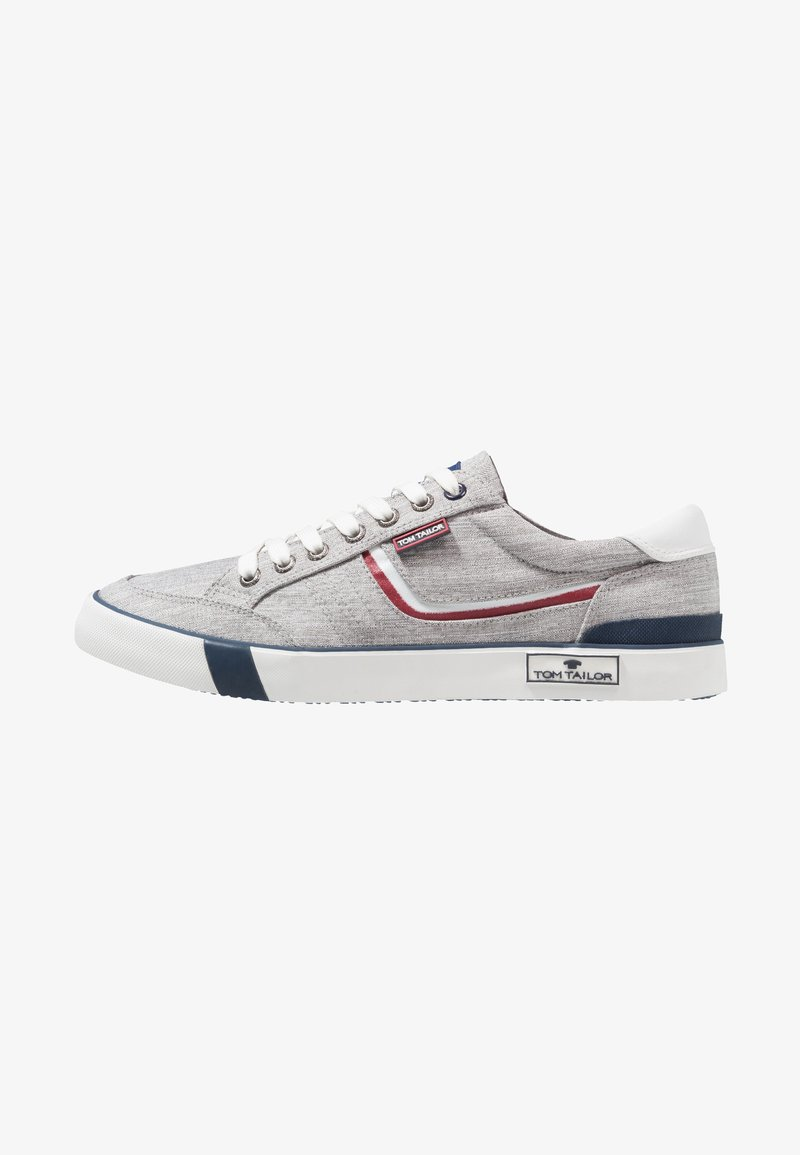 TOM TAILOR - CASUAL - Trainers - grey