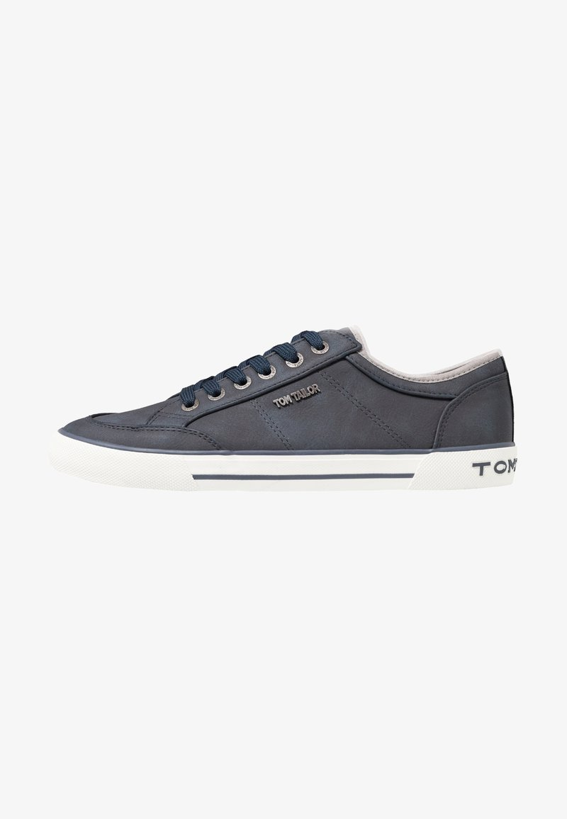 TOM TAILOR - Sneakers - navy