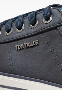 TOM TAILOR - Sneakersy niskie - navy - 5