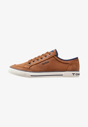 Sneakers basse - cognac
