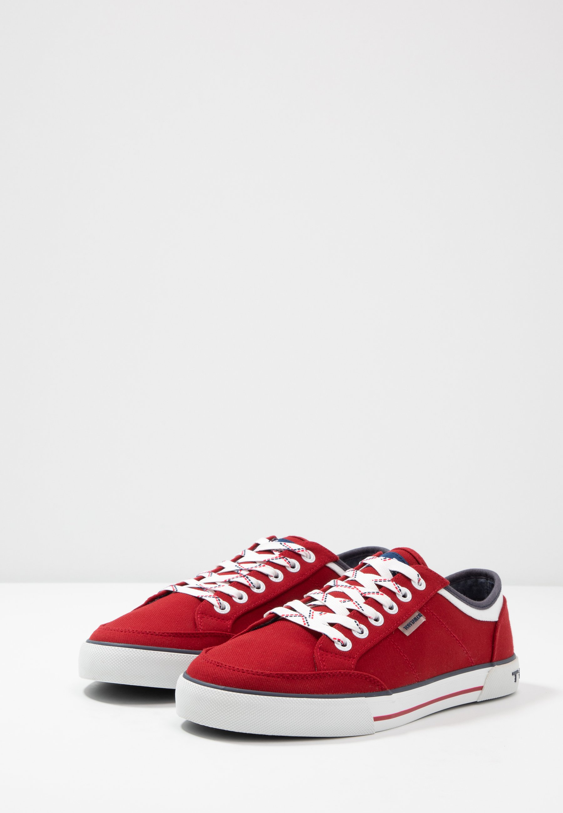 TOM TAILOR Sneakers - red