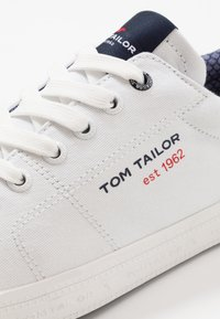 TOM TAILOR - Tenisky - white - 5