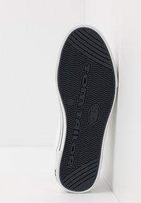 TOM TAILOR - Sneaker low - white - 4