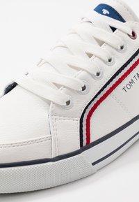 TOM TAILOR - Sneaker low - white - 5
