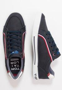 TOM TAILOR - Sneaker low - navy - 1