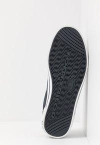 TOM TAILOR - Sneaker low - navy - 4