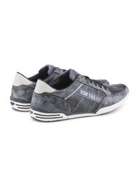 TOM TAILOR - SHOES SNEAKER MIT LOGO-PRINT - Sneakers laag - blue - 3