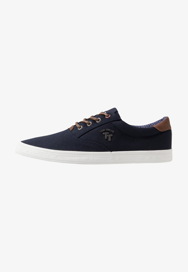 TOM TAILOR - Sneakers laag - navy