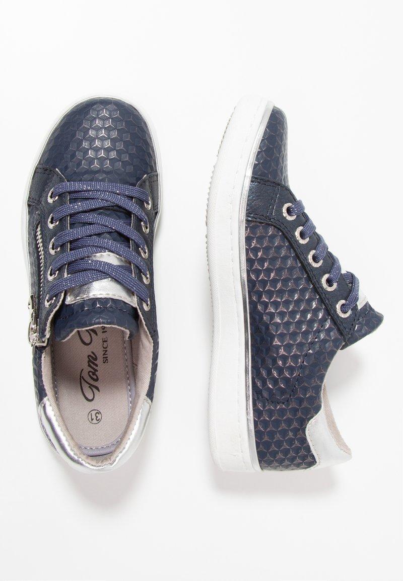 TOM TAILOR - Sneaker low - navy