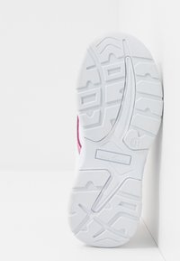 TOM TAILOR - Sneakers - white/rose - 5