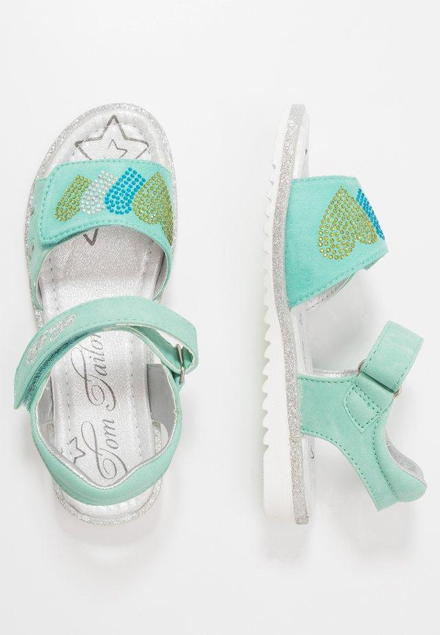 Sandals - mint