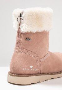 TOM TAILOR - Zimní obuv - rose - 2