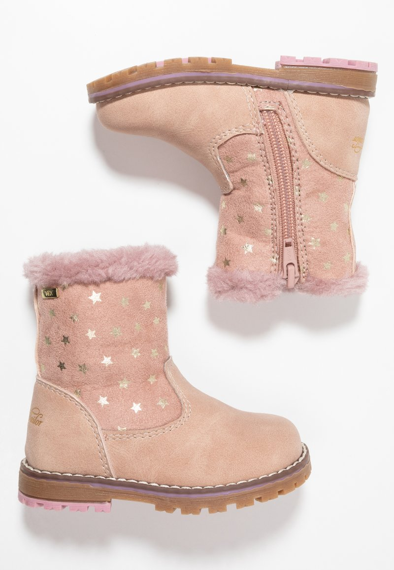 TOM TAILOR - Snowboot/Winterstiefel - nude