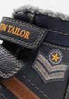 TOM TAILOR - Sneakers high - navy