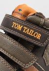 TOM TAILOR - Sneaker high - khaki