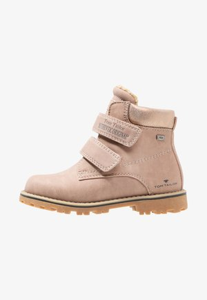 Zimní obuv - nude