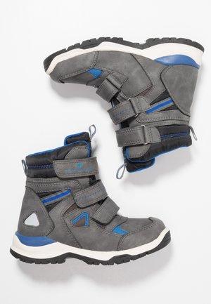 Zimní obuv - coal