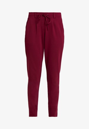 PANTS ANKLE - Pantaloni sportivi - tile red