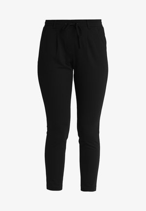 PANTS ANKLE - Pantalon de survêtement - deep black