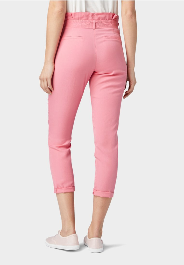 Bright Tom Rose Paperbag AnklePantalon Tailor Pants Classique ED9WIY2Heb