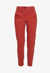 TOM TAILOR - MIA  - Pantalon classique - dry red - 3