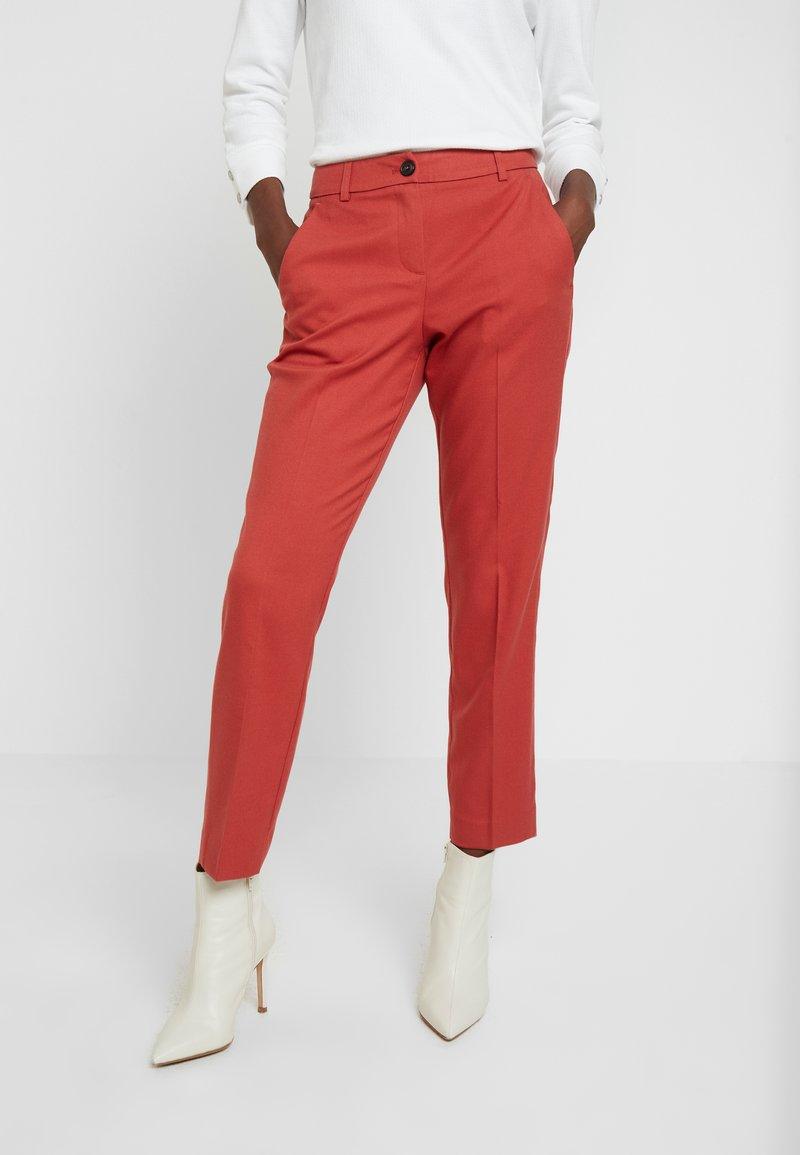 TOM TAILOR - MIA  - Pantalon classique - dry red