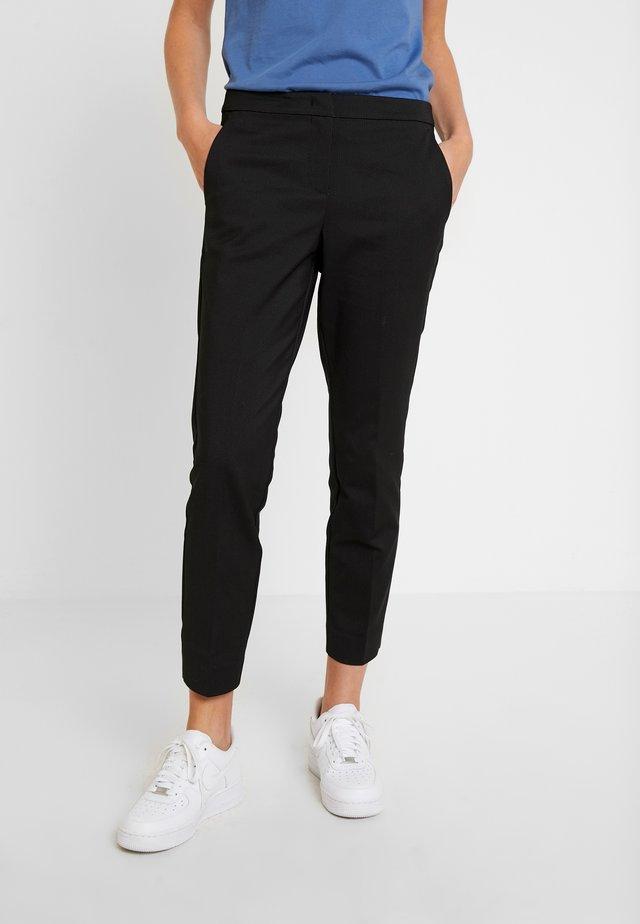 MIA - Spodnie materiałowe - black