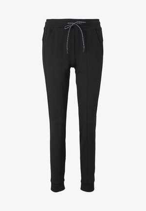 Tracksuit bottoms - deep black