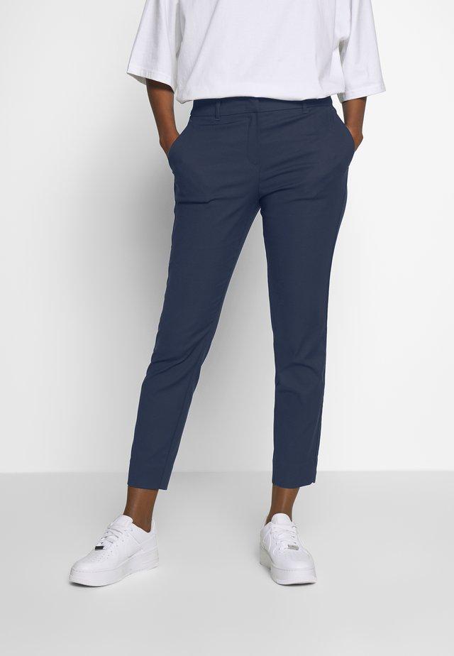SIGNATURE PANTS - Trousers - sky captain blue