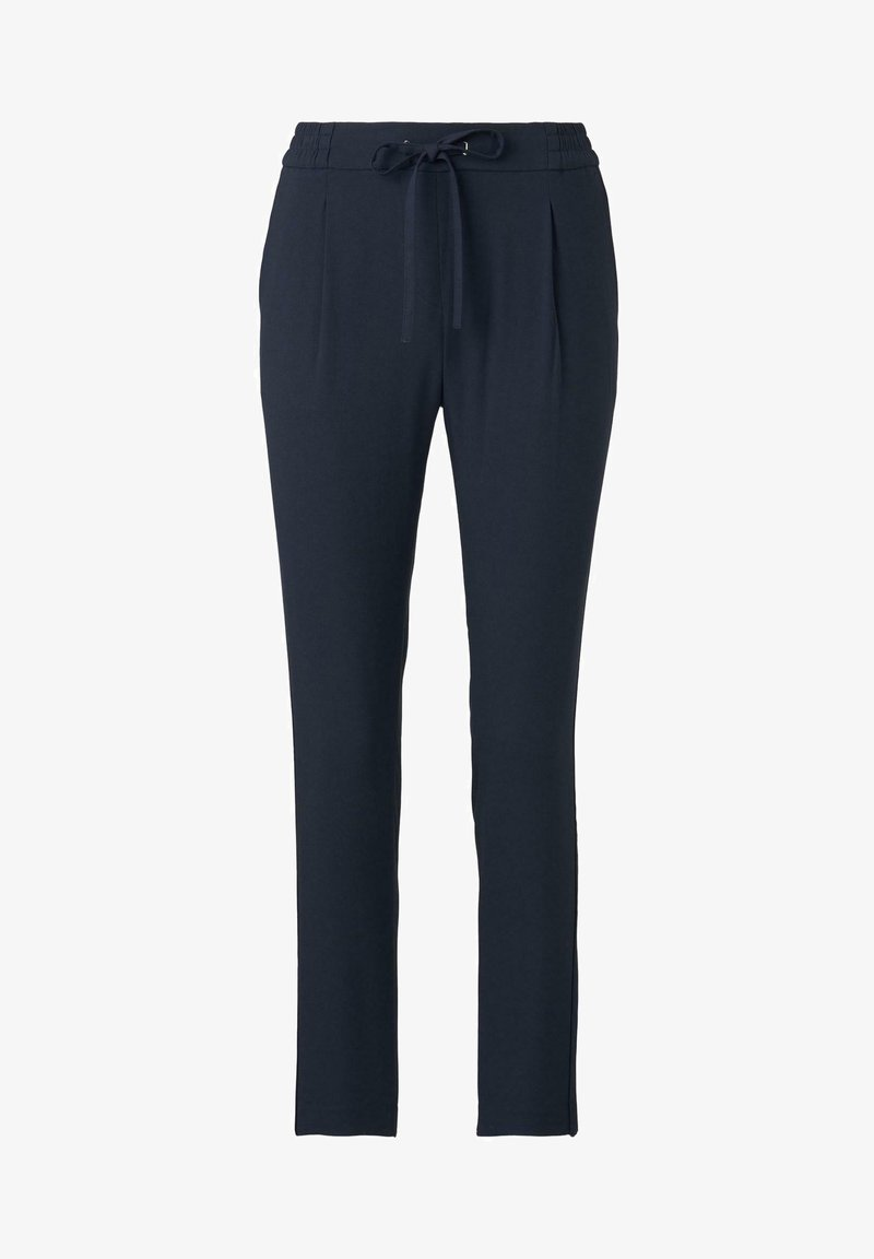mine to five TOM TAILOR - EASY FIT PANTS - Trousers - sky captain blue