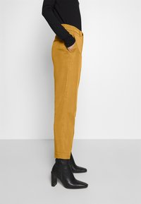 mine to five TOM TAILOR - PANTS  - Tygbyxor - clay beige brown - 3