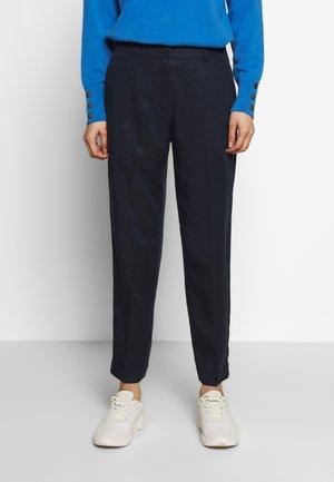 PANTS  - Spodnie materiałowe - sky captain blue