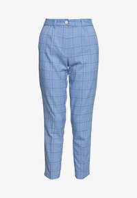 mine to five TOM TAILOR - MODERN GLENCHECK - Chinos - blue - 3