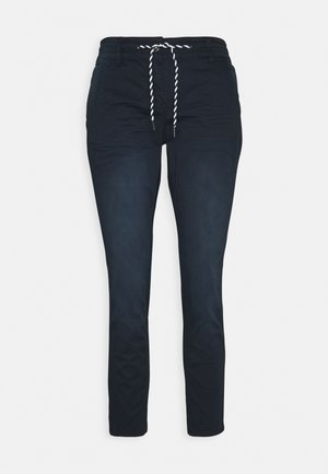TAPERED RELAXED - Broek - dark blue
