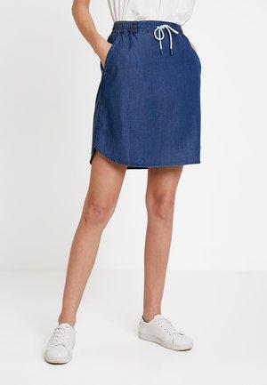 SKIRT - Jeansskjørt - blue denim