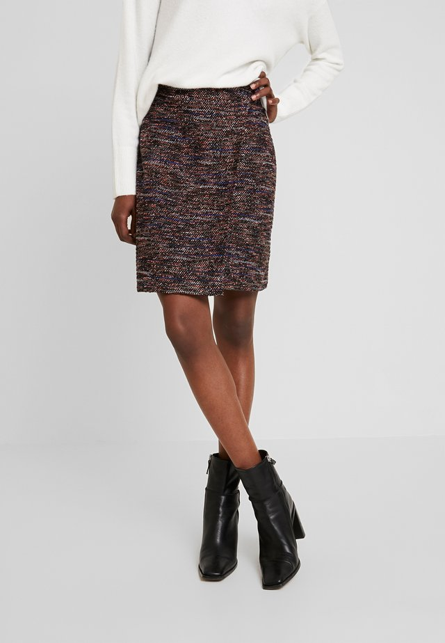 SKIRT - Wrap skirt - black